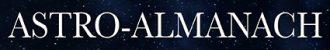 Astro-Almanach